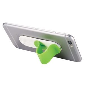 NEW Lime Green Universal Mobile Loop Stand Holder